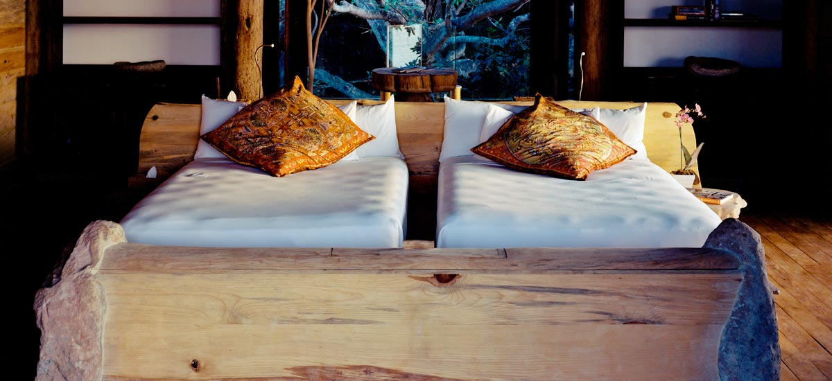 tree house suite beds