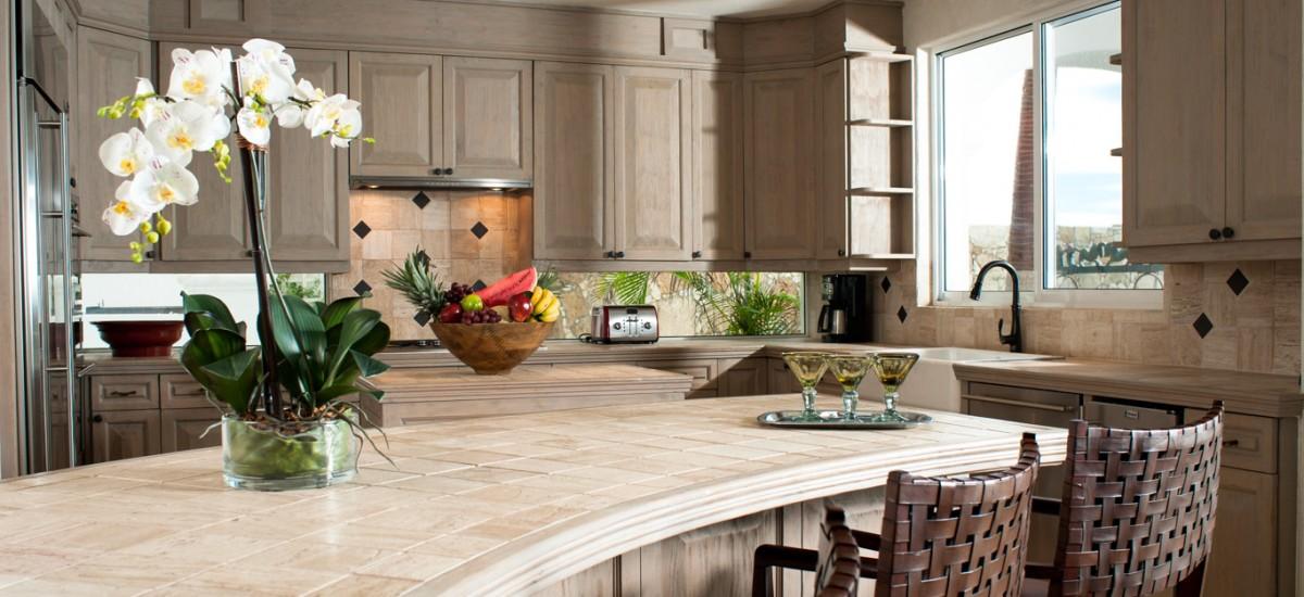 villa 321 kitchen