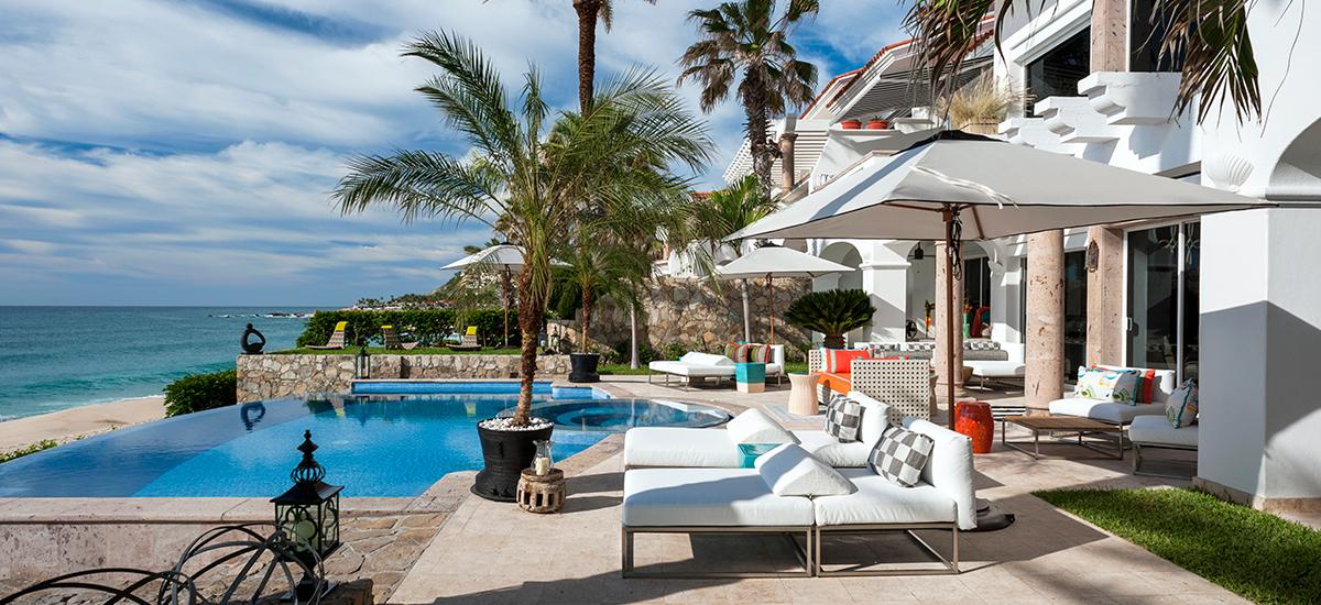 villa 321 pool