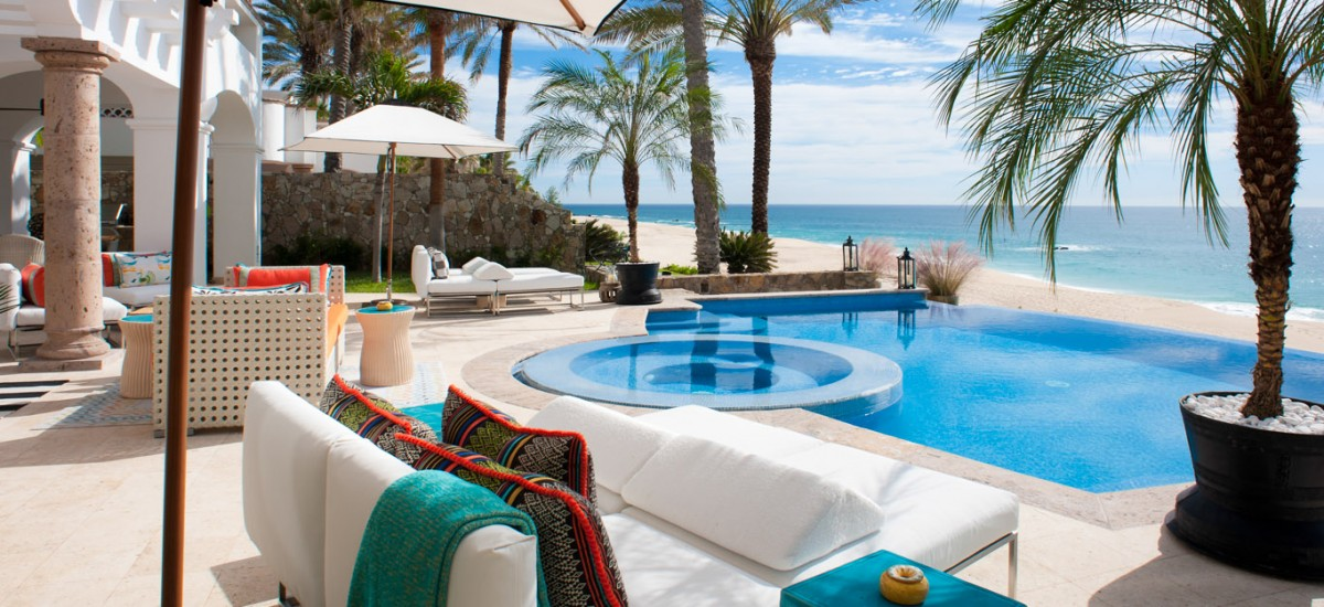 villa 321 pool 2