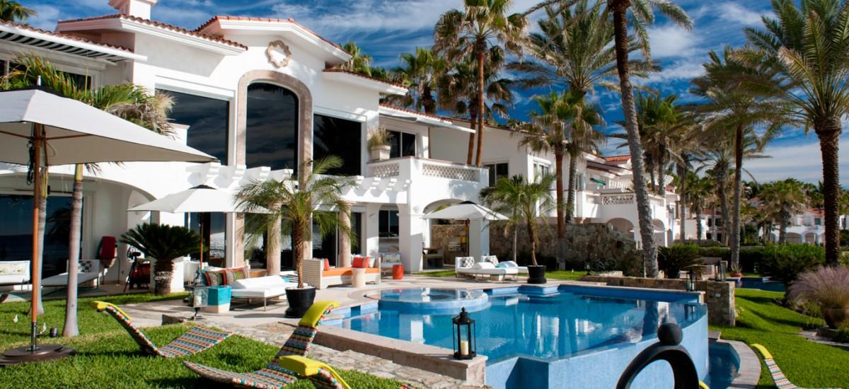villa 321 pool 3