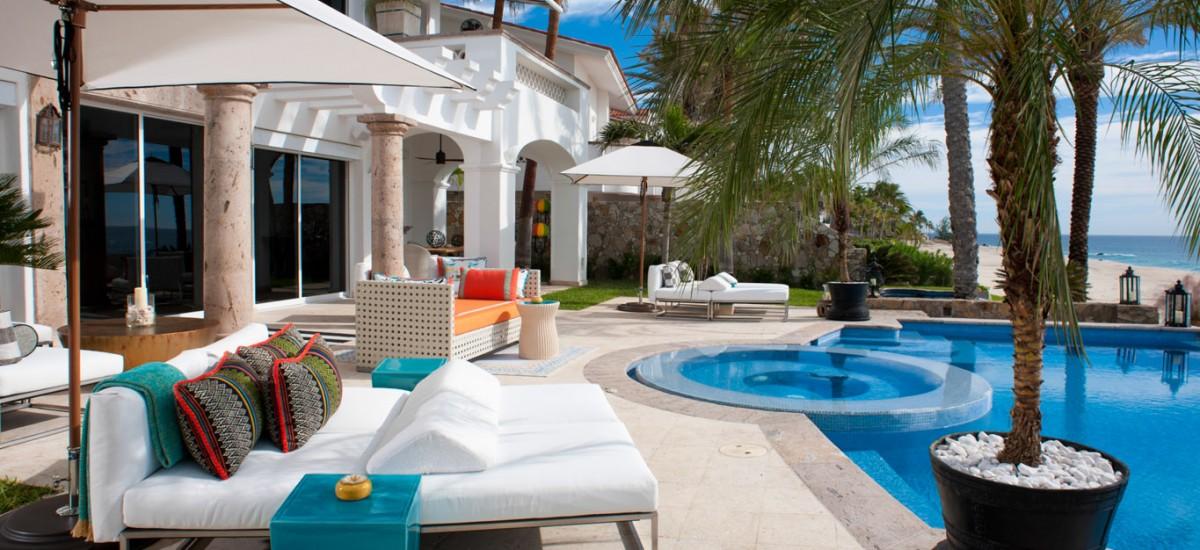 villa 321 pool 4