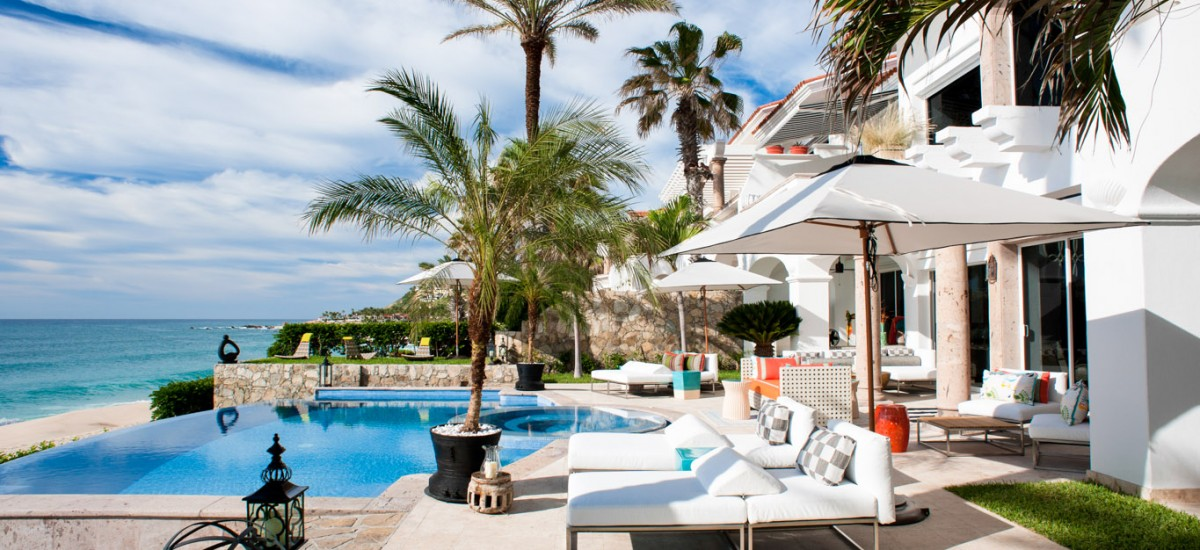 villa 321 pool 7