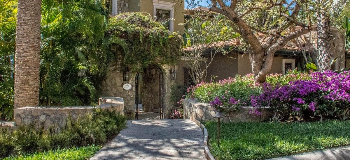villa 366 entry