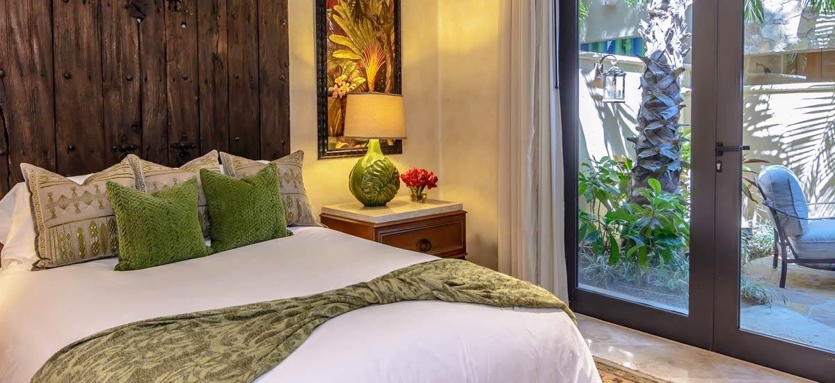 villa 366 guest bedroom