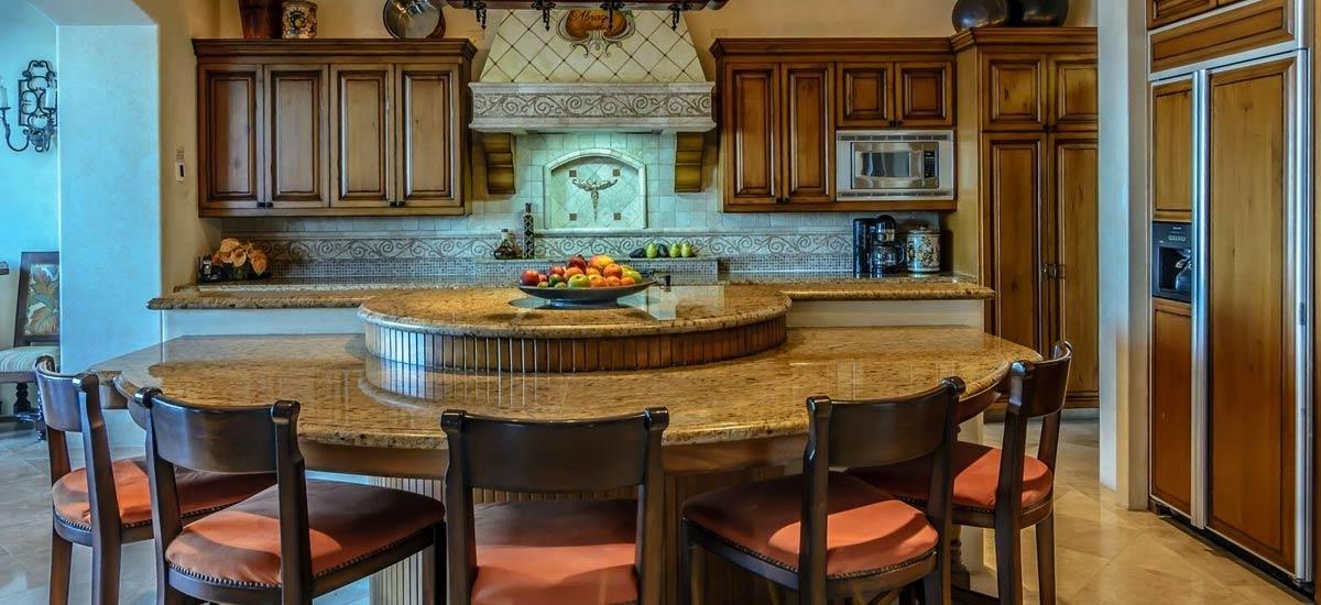 villa 366 kitchen