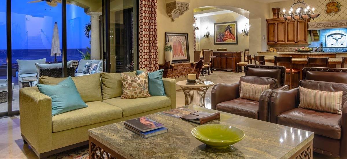 villa 366 living room