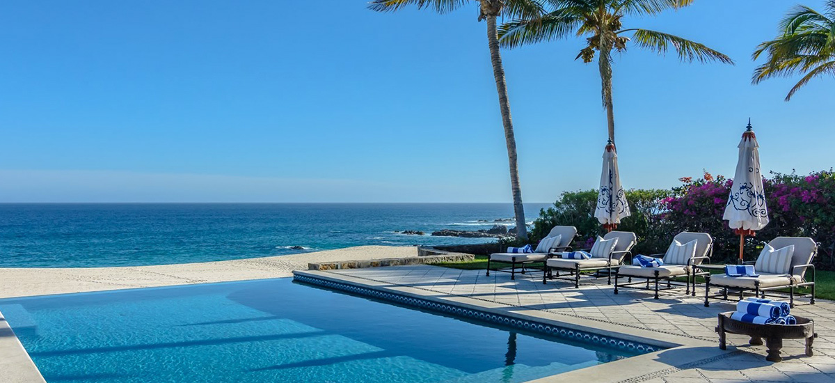 villa 462 pool