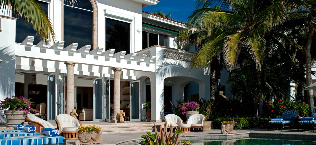 villa 481 front view