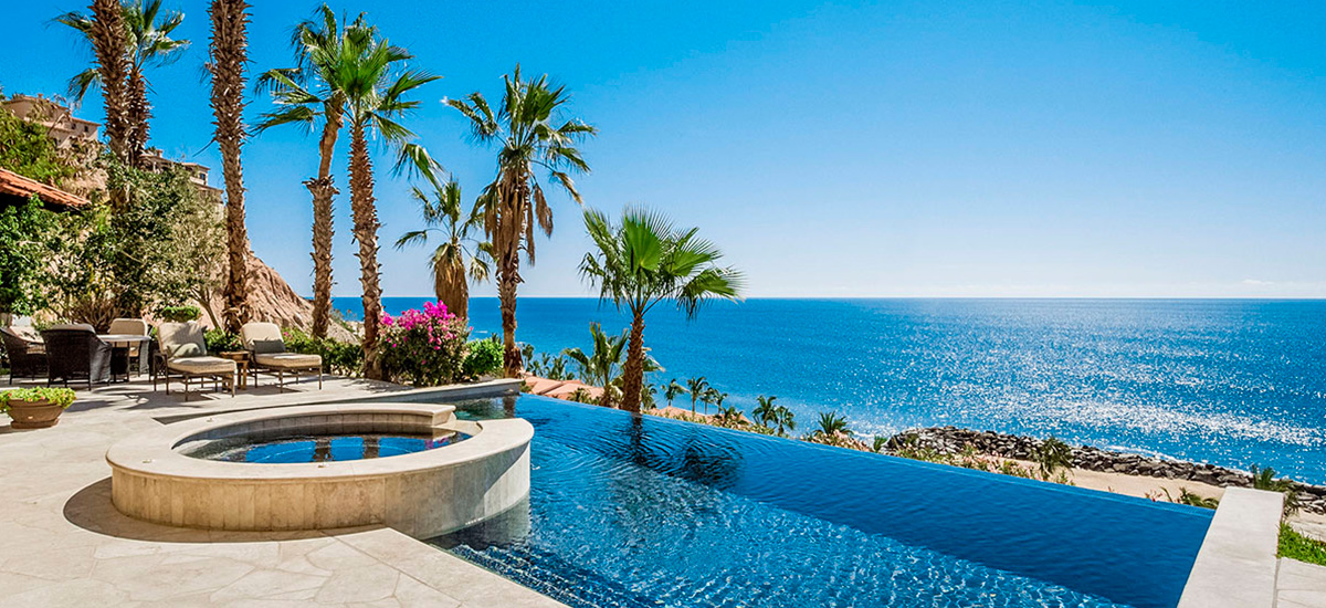 villa 498 pool