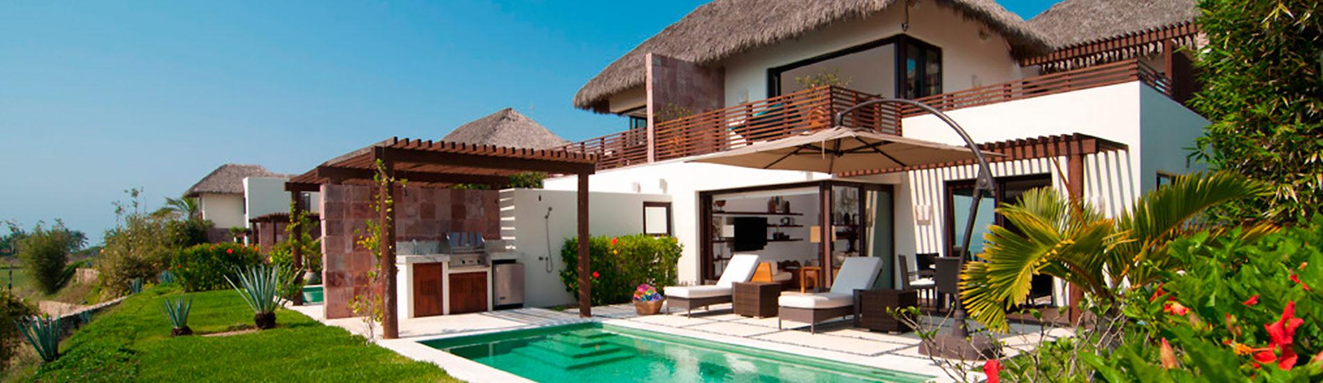 villa aguamarina - punta mita | journey mexico luxury villas