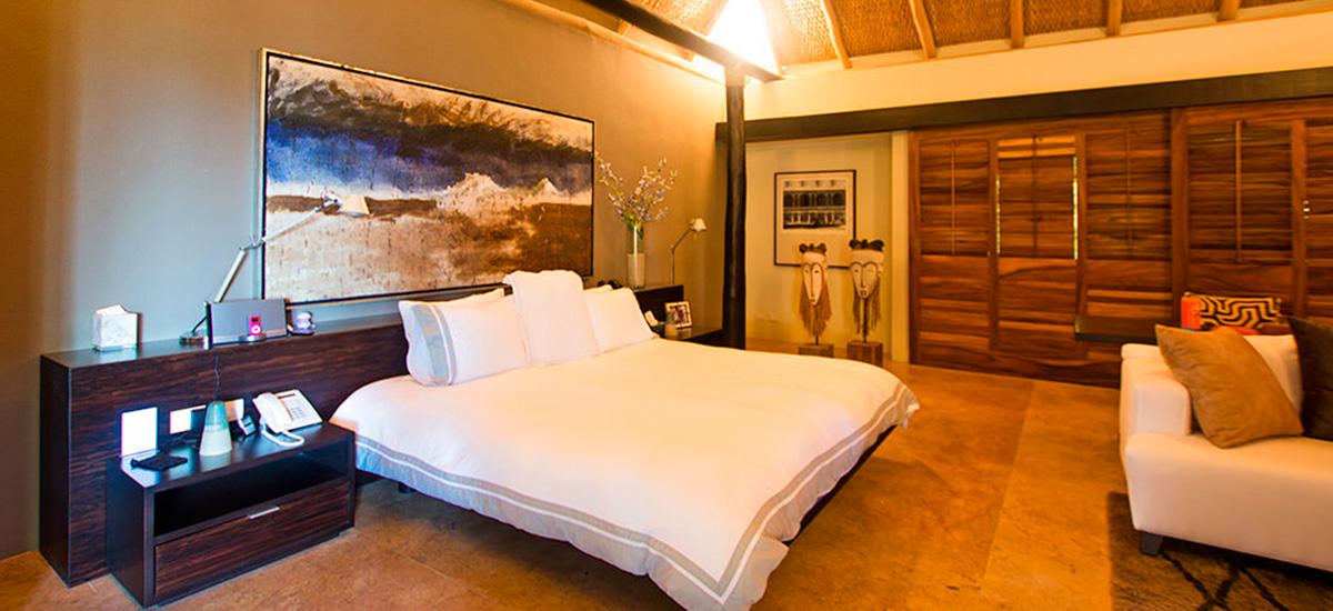 villa aire punta mita bedroom