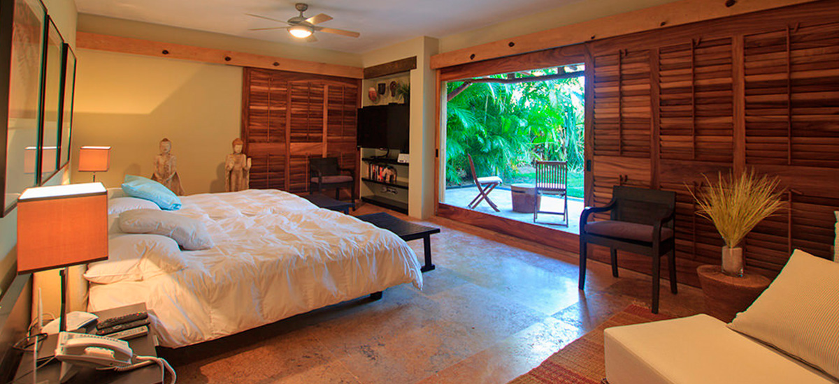 villa aire punta mita twin bedroom 3
