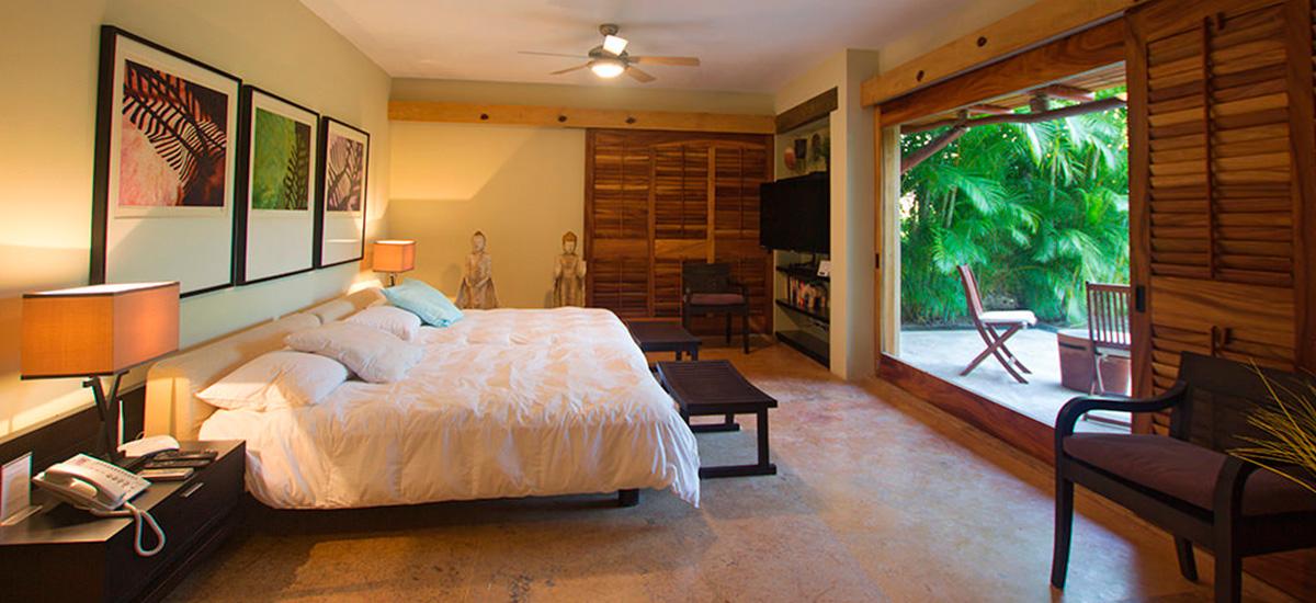 villa aire punta mita twinbedroom 4
