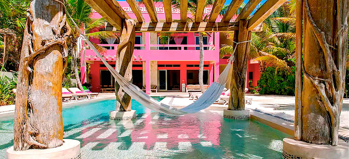 vila alma rosa hammock