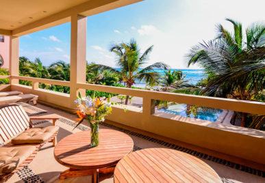 Villa Alma Rosa Terrace