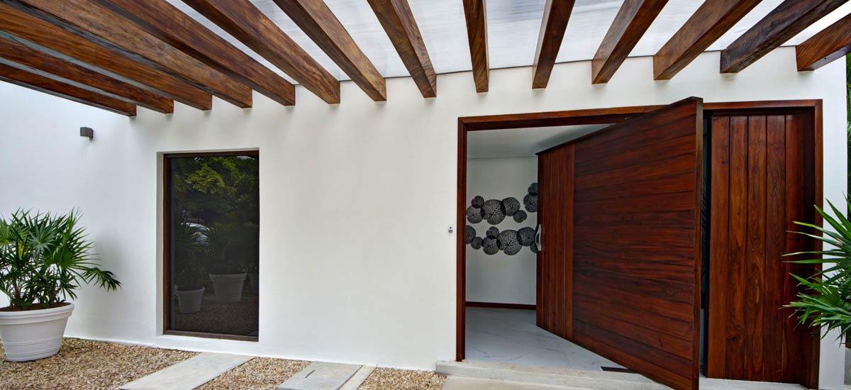villa alta vista indoor space