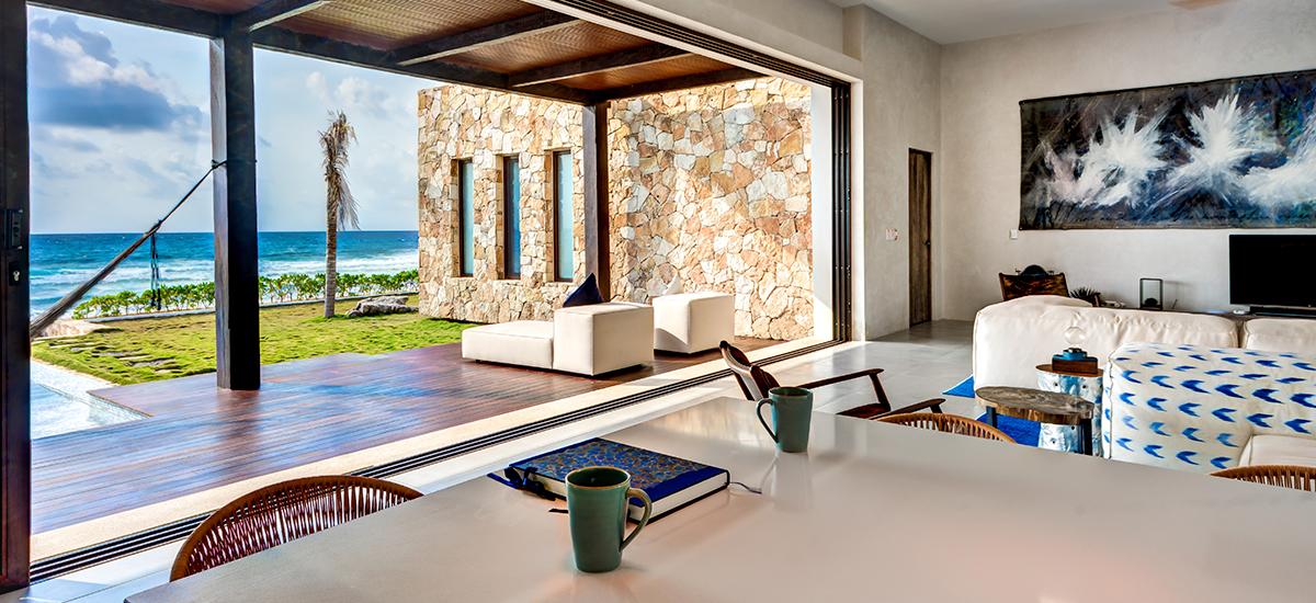 villa amara living details