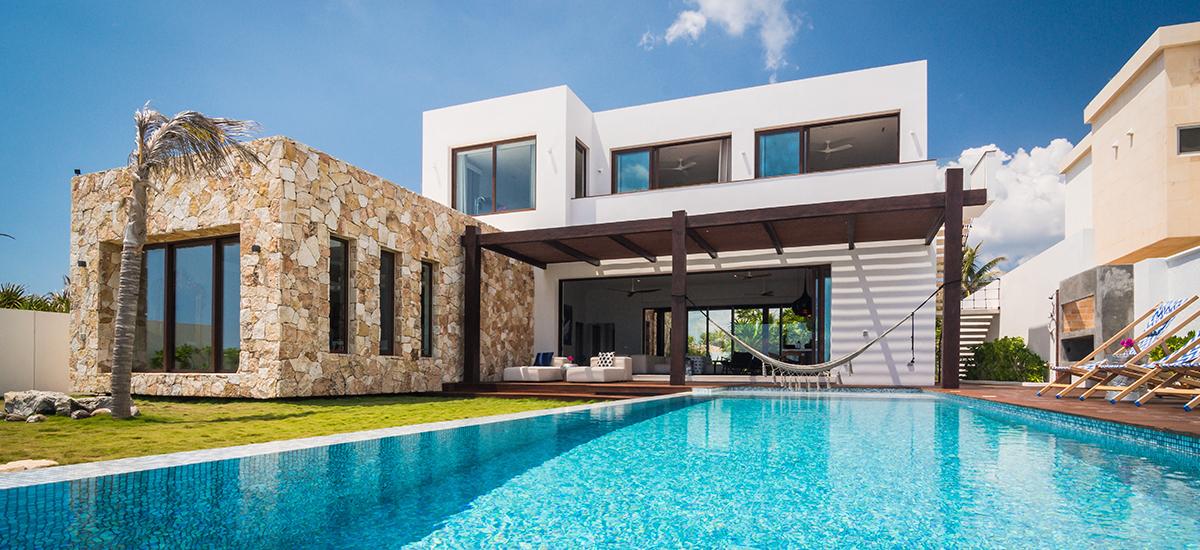 villa amara pool