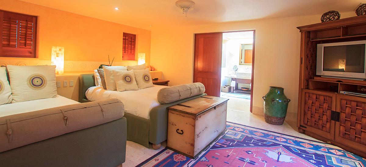 villa austral bedroom