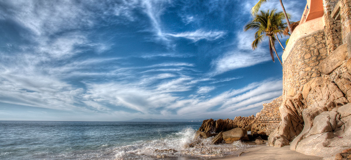 villa azul celeste beach