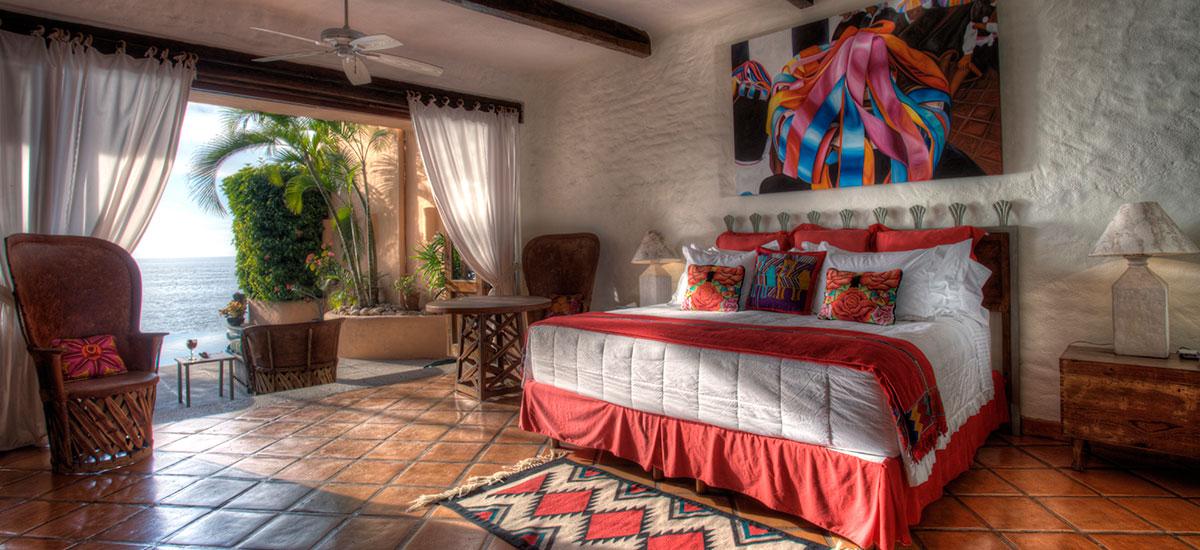 villa azul celeste bedroom 3