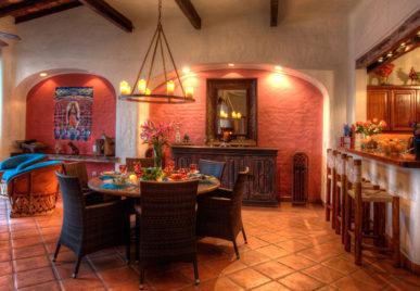 Villa Azul Celeste Dinner