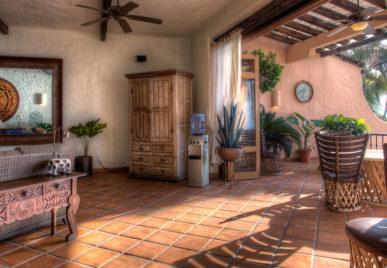 Villa Azul Celeste Living
