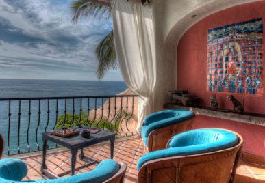 Villa Azul Celeste Lounge