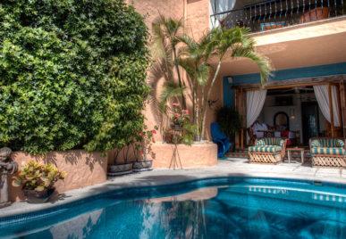 Villa Azul Celeste Pool