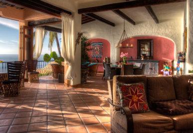Villa Azul Celeste Sofa