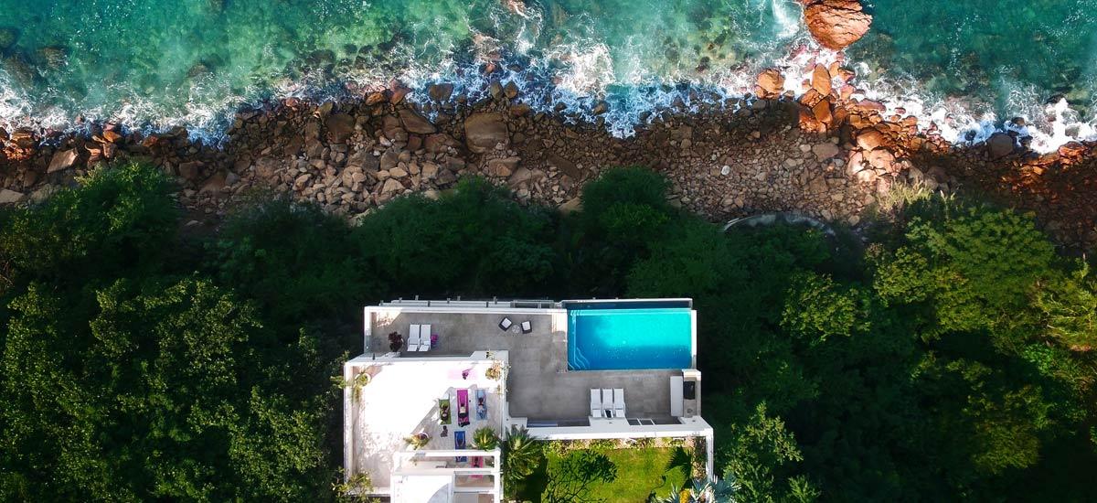 villa balboa aerial view