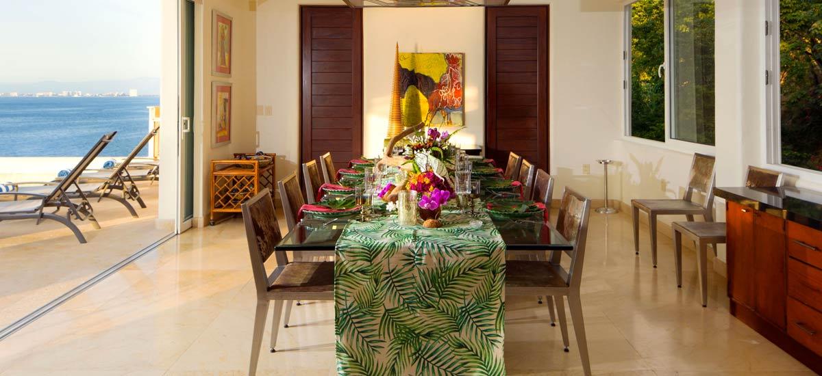 villa balboa dining room 2