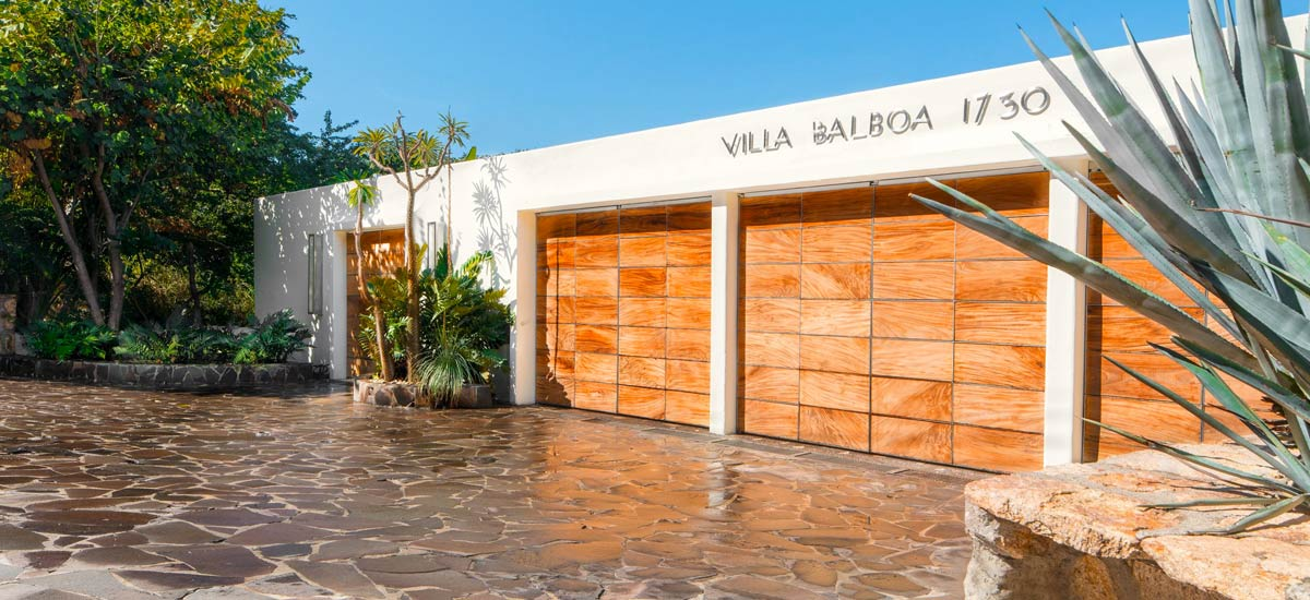 villa balboa entrance