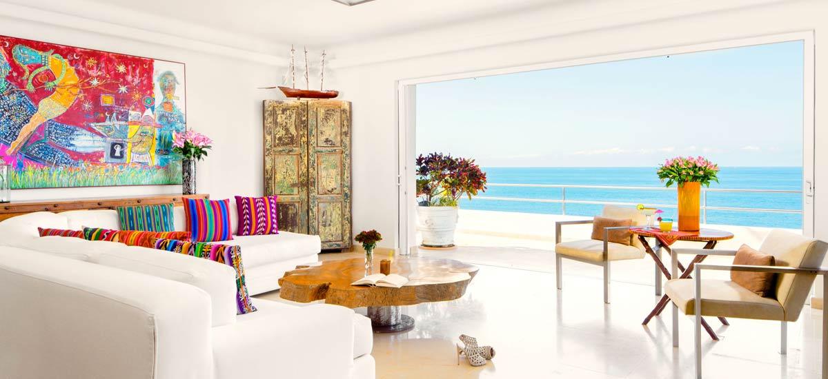 villa balboa living room