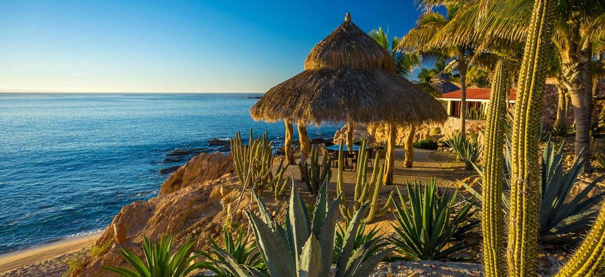 villa cielito beach view