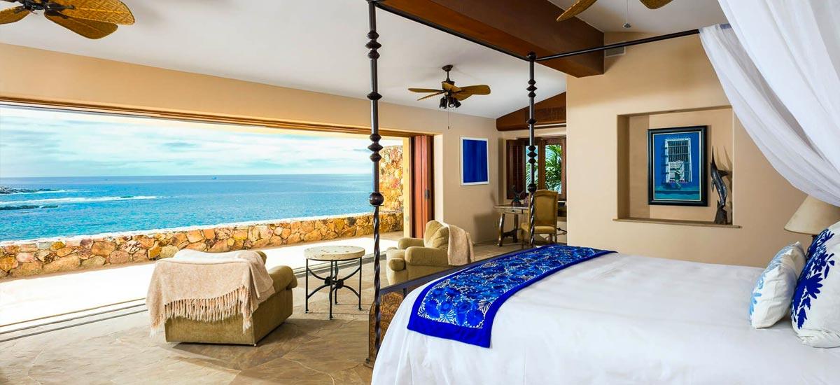 villa cielito master bedroom
