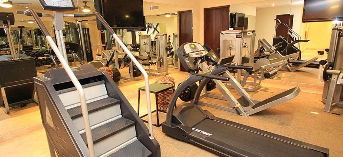 villa cielo gym 2
