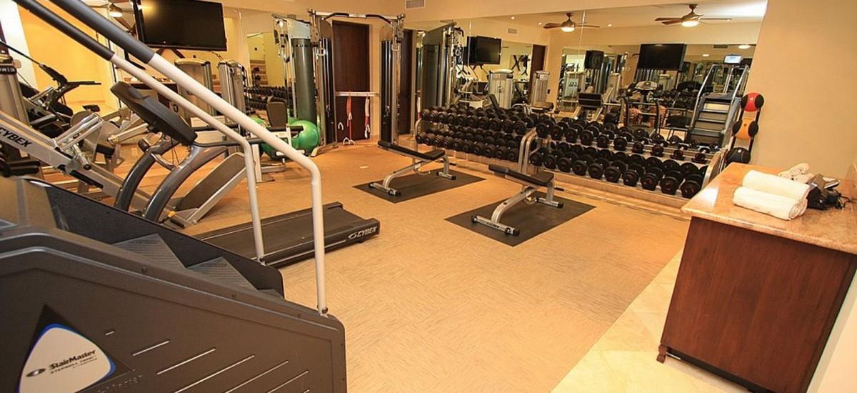 villa cielo gym 3