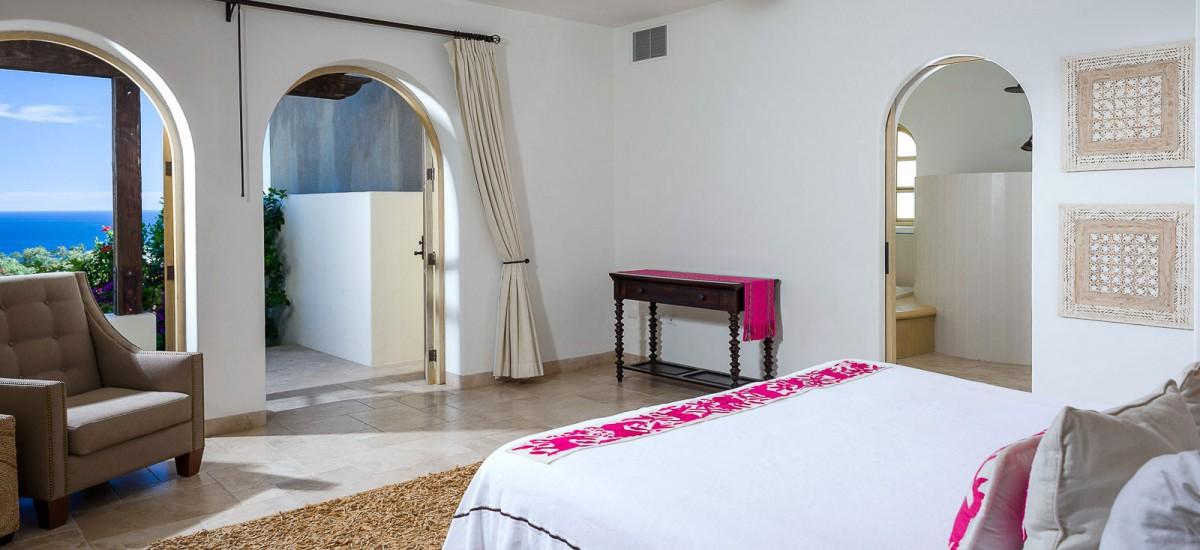 villa de los faros bedroom 2