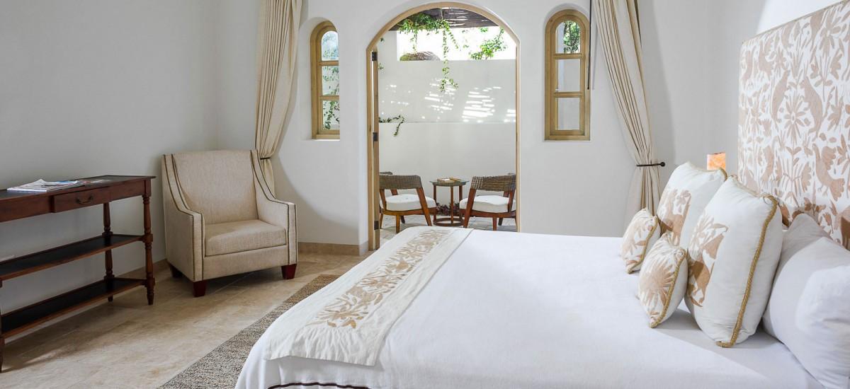 villa de los faros bedroom 4