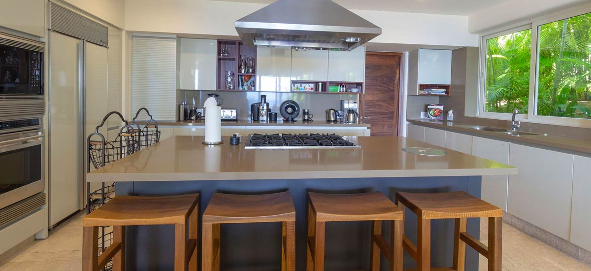 villa diamante kitchen 4