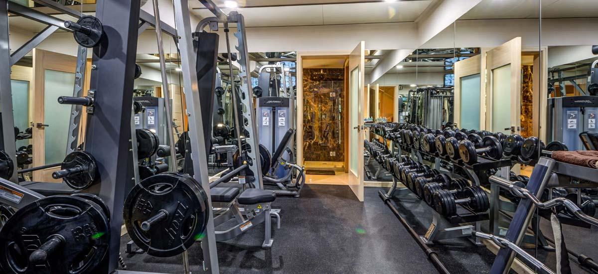 villa el patron gym