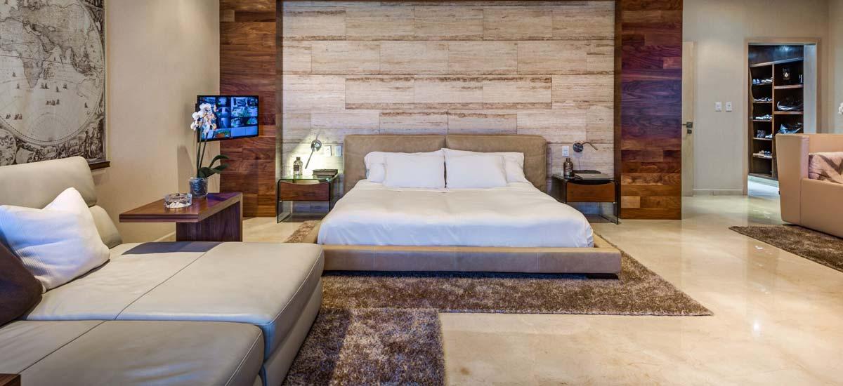 villa el patron master bedroom 3