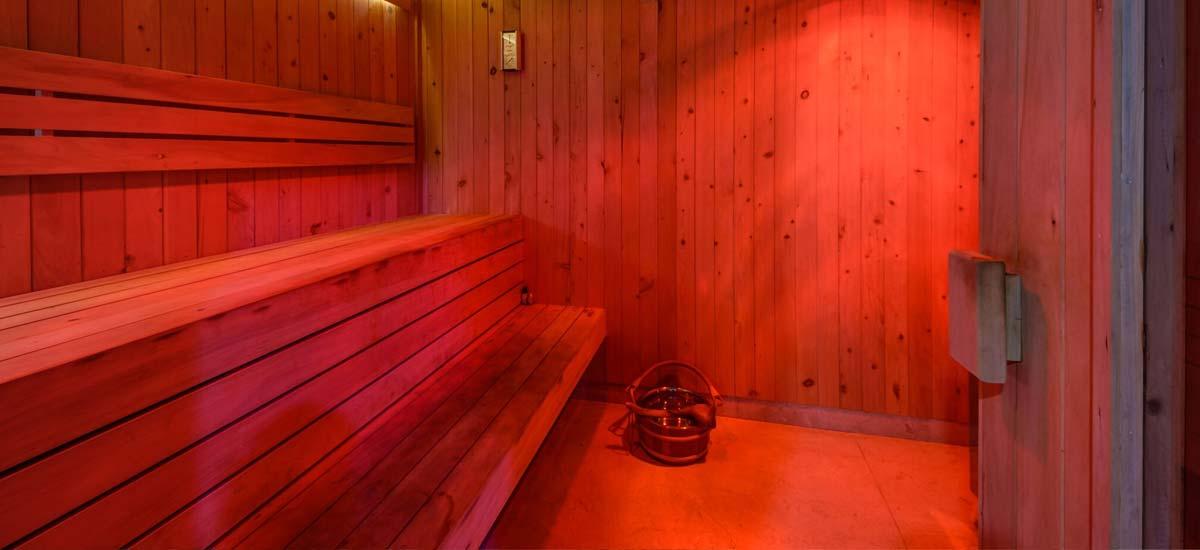 villa el patron sauna
