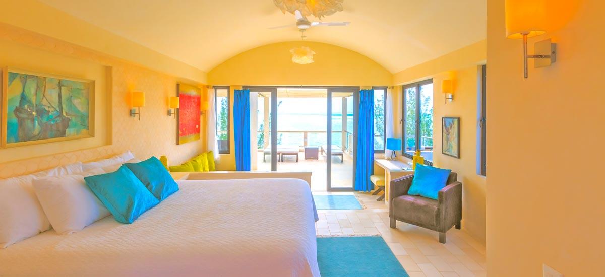 villa encantada bedroom 1