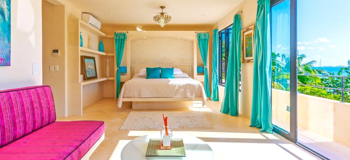 villa encantada bedroom 3