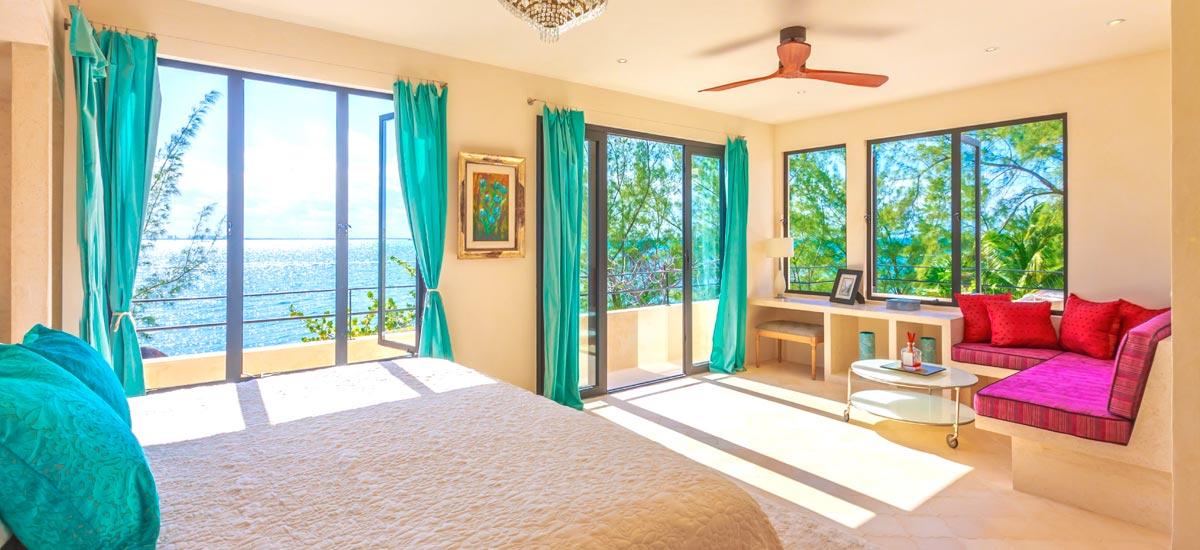 villa encantada bedroom