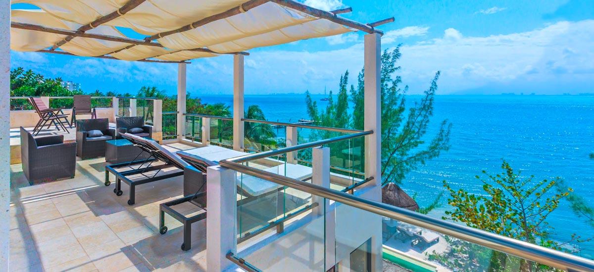 villa encantada ocean view
