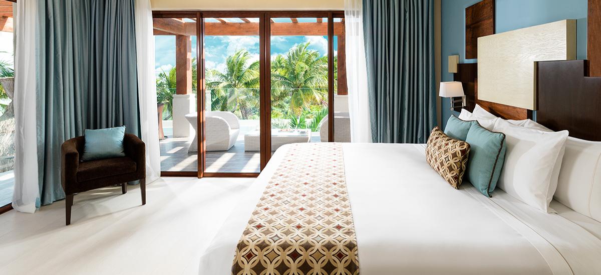 villa esmeralda bedroom 2
